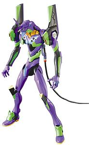 High Grade Evangelion 2.0 Model Kit: Evangelion-01 (New Movie Version)