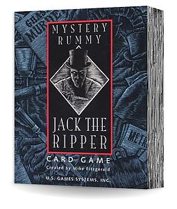 Mystery Rummy Case #1: Jack the Ripper