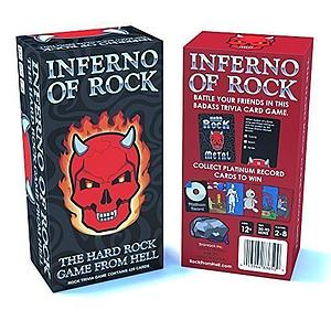 Inferno of Rock: The Hard Rock Game From Hell