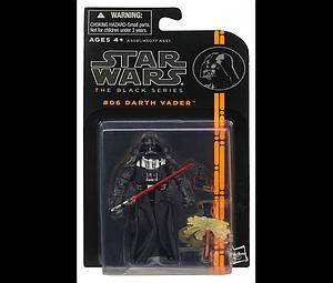 Star Wars Legends The Black Series 1 3 3/4: Darth Vader #6