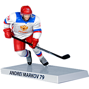 NHL 2016 World Cup of Hockey Andrei Markov (Russia)