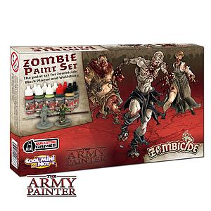 Zombicide: Zombie Paint Set