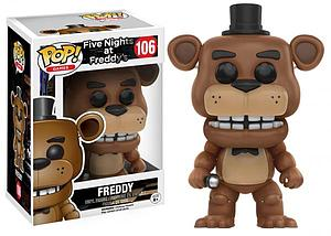 Pop! Games Five Nights at Freddy's Vinyl Figure Freddy #106