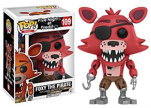 Pop! Games Five Nights at Freddy's Vinyl Figure Foxy the Pirate #109