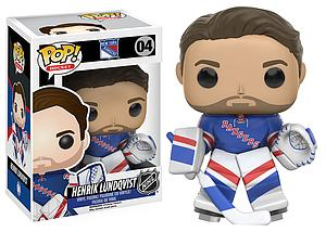 Pop! Hockey NHL Vinyl Figure Henrik Lundqvist #04 (New York Rangers)
