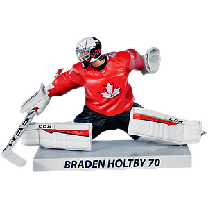 NHL 2016 World Cup of Hockey Braden Holtby (Canada)