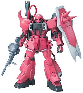 Gundam Seed Destiny 1/100 Scale Model Kit: #03 Gunner Zaku Warrior