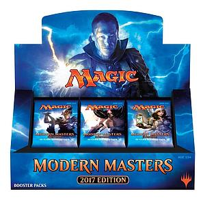 Magic the Gathering: Modern Masters 2017 Box (24 Pack)