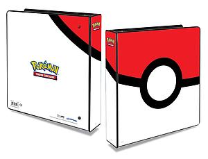 "Pokemon 2"" Binder: Pokeball"