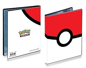 Pokemon 4-Pocket Portfolio: Pokeball