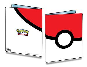 Pokemon 9-Pocket Portfolio: Pokeball