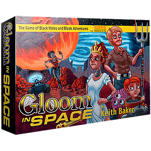 Gloom in Space (2nd Edition)