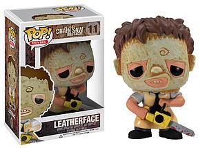 Pop! Movies The Texas Chainsaw Masacre Vinyl Figure Leatherface #11