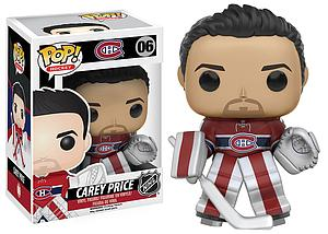 Pop! Hockey NHL Vinyl Figure Carey Price #06 (Montreal Canadiens)