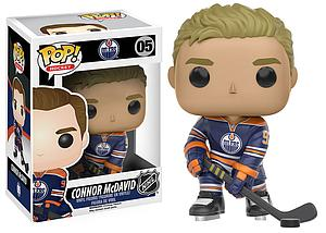 Pop! Hockey NHL Vinyl Figure Connor McDavid #05 (Edmonton Oilers)