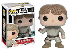 Pop! Star Wars Vinyl Bobble-Head Luke Skywalker (Bespin Encounter) #94 2016 Galactic Convention Exclusive