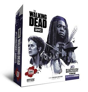 The Walking Dead: No Sanctuary Expansion #2