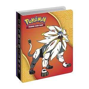 Pokemon 1-Pocket Collector's (Mini) Album: Sun & Moon Solgaleo