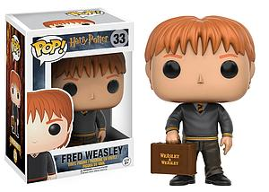 Pop! Harry Potter Vinyl Figure Fred Weasley #33