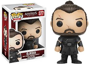Pop! Movies Assassin's Creed Vinyl Figure Ojeda #377 (Retired)