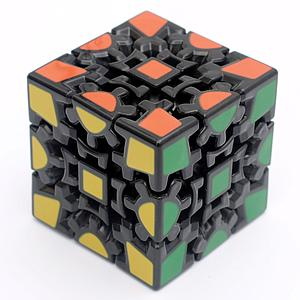 Puzzle Gear Cube Gear 3X3X3