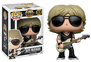 Pop! Rocks Guns N' Roses Vinyl Figure Duff McKagan #52