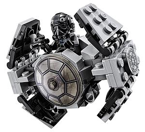 Star Wars Microfighters Series 3: TIE Advanced Prototype