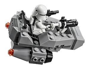 Star Wars Microfighters Series 3: First Order Snowspeeder