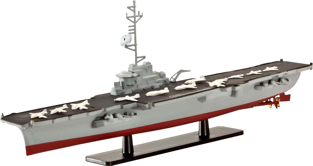 French Aircraft Carrier Clemenceau/Foch
