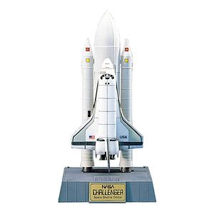 Space Shuttle & Booster Rockets