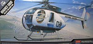 Hughes 500D Police Helicopter (ACA12249)