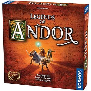 THAMES & KOSMOS Legends of Andor