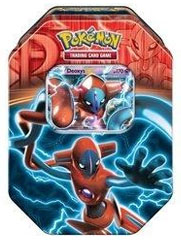 Pokemon Trading Card Game Best of Tins: Deoxys EX