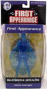 "DC Direct First Appearance 6"" Series 4 Blue Beetle"