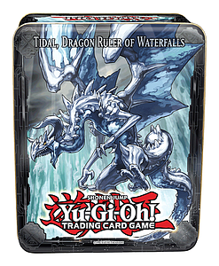 YuGiOh Trading Card Game 2013 Collectible Tins Wave 1: Tidal, Dragon Ruler of Waterfalls