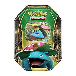 Pokemon Trading Card Game: Best of EX Tin Fall 2016 - Venusaur EX