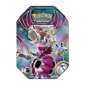 Pokemon Trading Card Game: Best of EX Tin Fall 2016 - Hoopa EX
