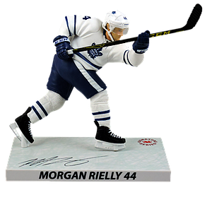 NHL Morgan Rielly (Toronto Maple Leafs) Signature Series