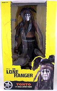 "The Lone Ranger 1/4 Scale 18"": Tonto (Johnny Depp)"