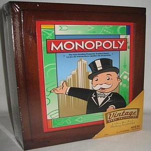 Monopoly (Vintage Game Collection)