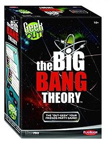 Geek Out! The Big Bang Theory Edition