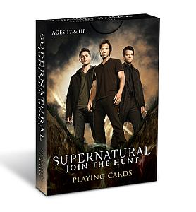 Playing Cards: Supernatural Deck A