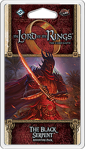The Lord of the Rings: The Card Game - The Black Serpent