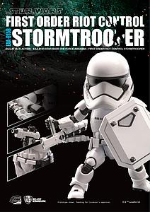 Egg Attack Action: First Order Riot Control Stormtrooper EAA-015R