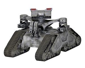 Hunter Killer Tank #9 (Die Cast)