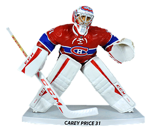NHL Carey Price (Montreal Canadiens) 2017