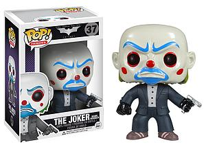 Pop! Heroes The Dark Knight Vinyl Figure Joker Bank Robber #37 (Retired)