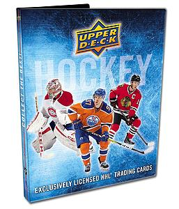 2016-17 Upper Deck Series 1 Hockey Cards (Starter Kit)