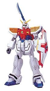 Gundam High Grade G Gundam 1/100 Scale Model Kit: Rising Gundam