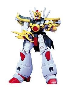 Gundam High Grade G Gundam 1/100 Scale Model Kit: Dragon Gundam